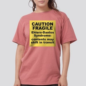 Ehlers-Danlos Syndrome Caution Fragile T-Shirt