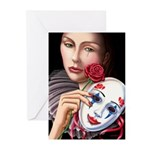 Behind the Mask Greeting Cards (Pk of 10)