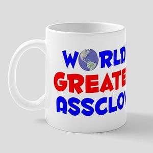 World's Greatest Asscl.. (A) Mug