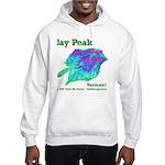 Jay Peak Resort Hooded Sweatshirt