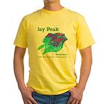 Jay Peak Resort Yellow T-Shirt