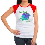 Jay Peak Resort Women's Cap Sleeve T-Shirt
