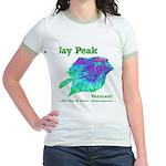 Jay Peak Resort Jr. Ringer T-Shirt