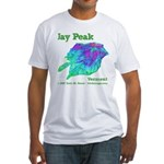 Jay Peak Resort Fitted T-Shirt