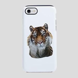 Tiger Double Exposure iPhone 8/7 Tough Case