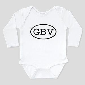 GBV Oval Infant Bodysuit Body Suit