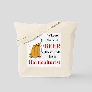 Horticulturist Tote Bag