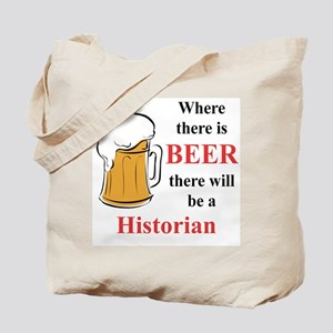 Historian Tote Bag