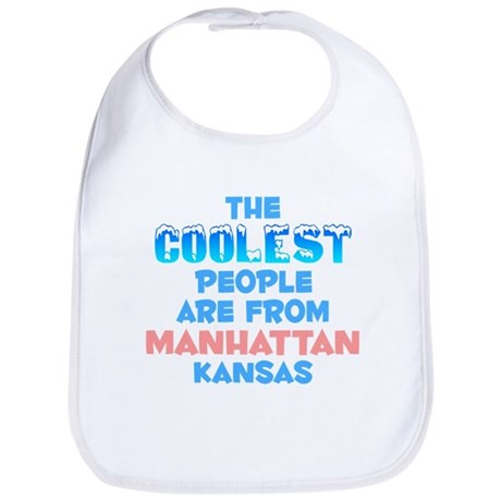 Coolest: Manhattan, KS Bib