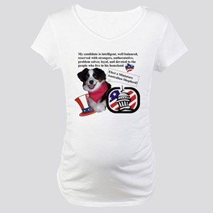 Elect a Mini Aussie Maternity T-Shirt