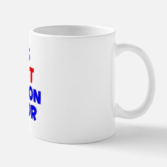 World's Greatest Backg.. (A) Mug