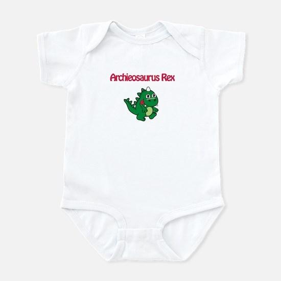Archieosaurus Rex Infant Bodysuit
