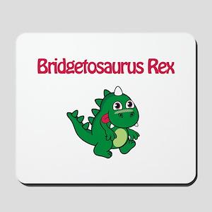 Bridgetosaurus Rex Mousepad