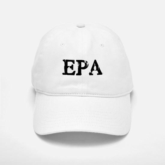 EPA Baseball Baseball Cap