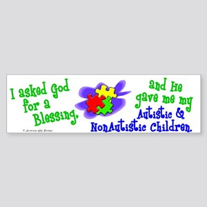 Blessing 2 (Autistic & NonAutistic Children) Stick