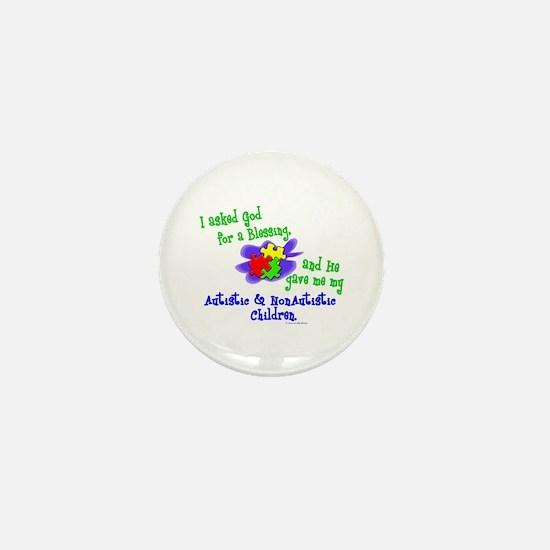 Blessing 2 (Autistic & NonAutistic Children) Mini