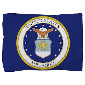 USAF Emblem Pillow Sham