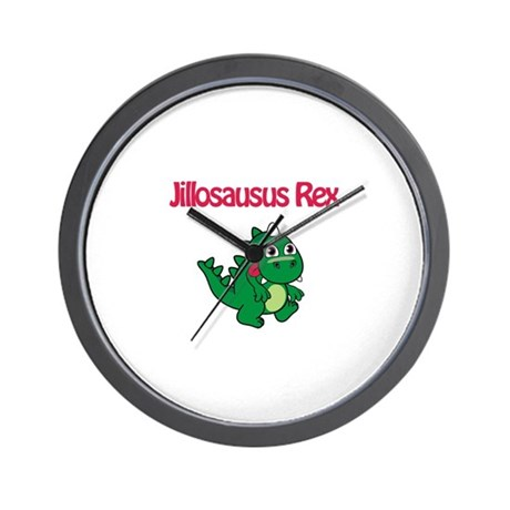 Jillosaurus Rex Wall Clock