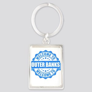 Summer outer banks- North Carolina Keychains