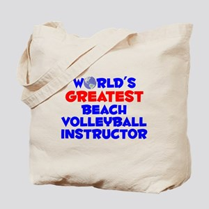 World's Greatest Beach.. (A) Tote Bag
