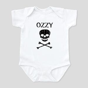 OZZY (skull-pirate) Infant Bodysuit
