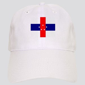 Flag of the Netherlands Antilles Cap