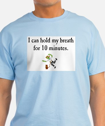 For 10 Minutes (Light Blue)