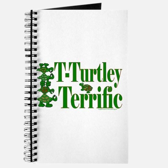 T-Turtley Terrific Journal