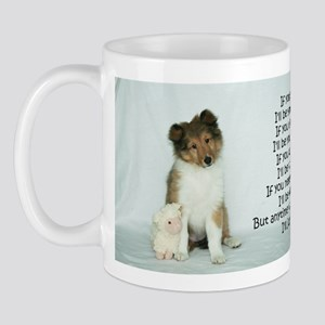 I'll Be Your Friend Mug
