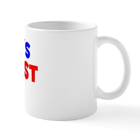 World's Greatest Boss (A) Mug