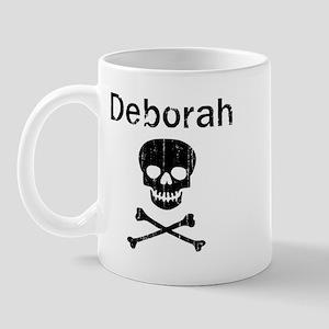 Deborah (skull-pirate) Mug