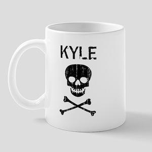 KYLE (skull-pirate) Mug