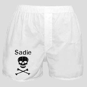 Sadie (skull-pirate) Boxer Shorts