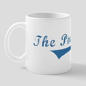 Poconos, PA Vintage Retro T-s Mug