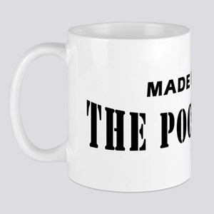Made in The Poconos, PA T-shi Mug