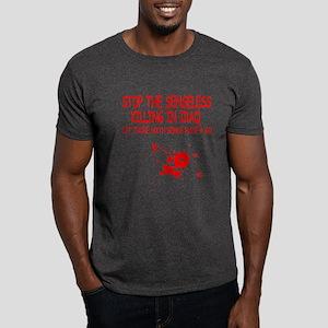 Iraq war funny offensive Dark T-Shirt