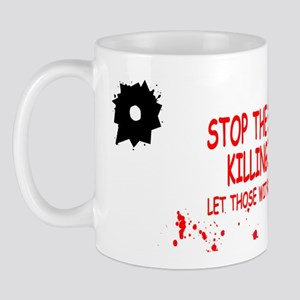 Iraq war funny offensive Mug