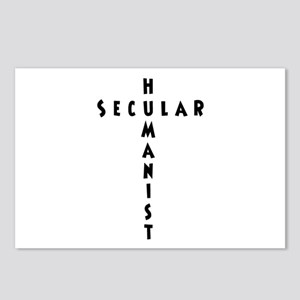 Secular Humanist Postcards (Package of 8)
