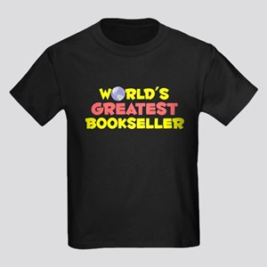 World's Greatest Books.. (B) Kids Dark T-Shirt