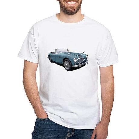The Avenue Art White T-Shirt