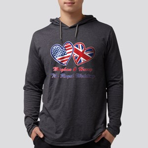 The Royal Wedding Long Sleeve T-Shirt