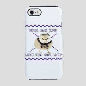 Lupus, Back Off!!! iPhone 8/7 Tough Case