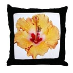 Tropical Hibiscus Pillow