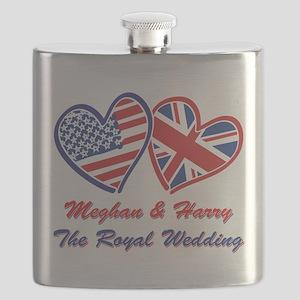 The Royal Wedding Flask