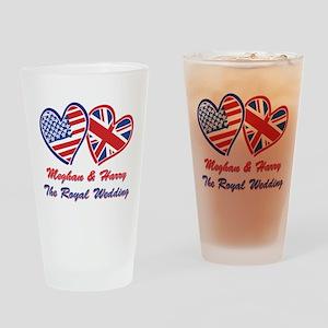 The Royal Wedding Drinking Glass