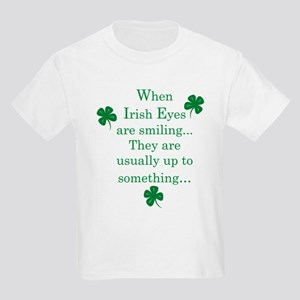 Irish Eyes Kids Light T-Shirt