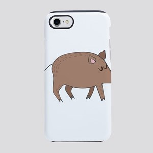 forest animals iPhone 8/7 Tough Case