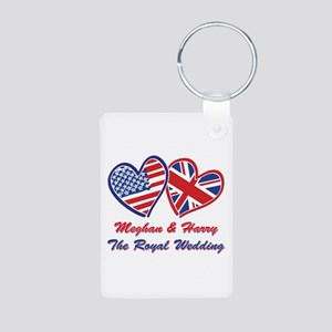 The Royal Wedding Keychains
