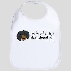 dachshund gifts Bib