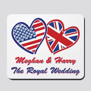 The Royal Wedding Mousepad
